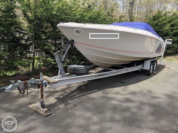 Used Powerquest Legend 257 XL Cruiser Boat For Sale
