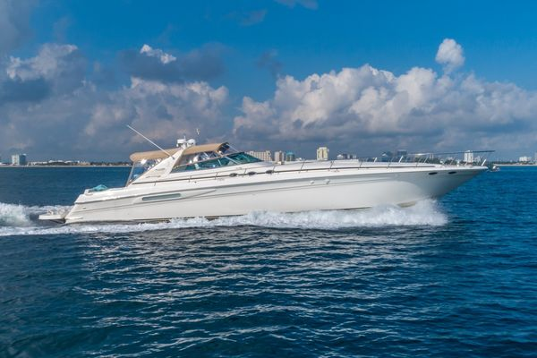 Used Sea Ray Super Sun Sport Express Cruiser Boat For Sale