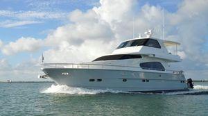 Used Horizon 65 Skylounge Motor Yacht For Sale