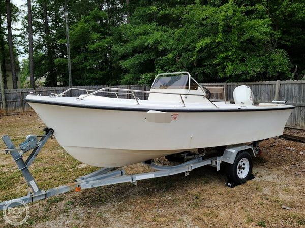 Used Pro-Line Pro 17 Sportsman Center Console Fishing Boat For Sale