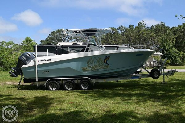 Used Wellcraft 262 Fisherman Center Console Fishing Boat For Sale