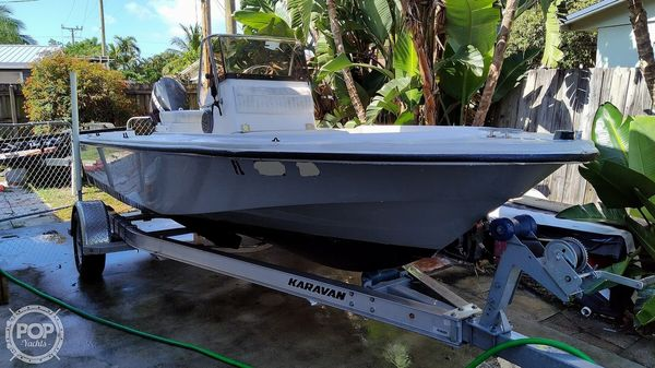 Used Edgewater 15 Center Console Fishing Boat For Sale