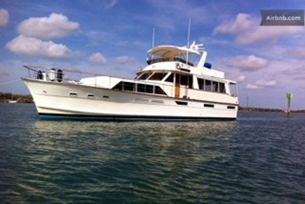1978 Used Pacemaker Motor Yacht For Sale 199 900 Palm