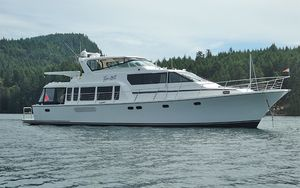 Used Pacific Mariner 65 Diamond Motor Yacht For Sale