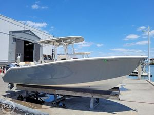 Used Cobia 277 CC Center Console Fishing Boat For Sale