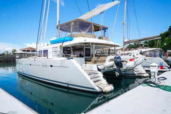 Used Lagoon 560 Catamaran Sailboat For Sale