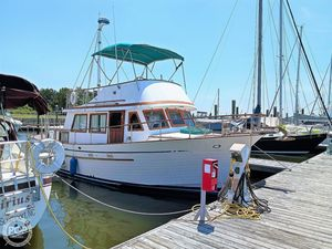 Used Albin 36 DC Trawler Boat For Sale