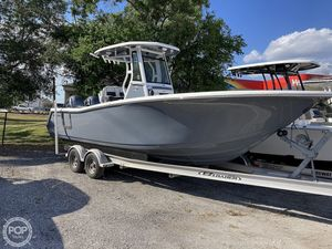 Used Tidewater 256 CC Adventure Center Console Fishing Boat For Sale