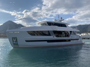 New Hargrave Sky Lounge Motor Yacht For Sale