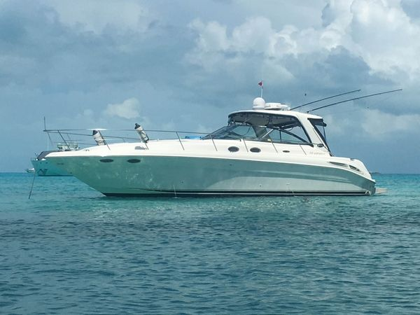 Used Sea Ray Express 410 Express Cruiser Boat For Sale