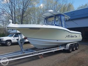 Used Polar 2700 CC Center Console Fishing Boat For Sale