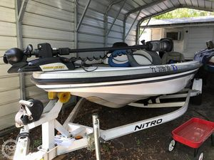 Used Nitro 19 Bass Boat For Sale