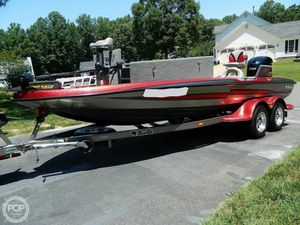 Used Bass Cat Puma FTD 20 Bass Boat For Sale