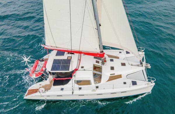Used Privilege 495 Catamaran Sailboat For Sale