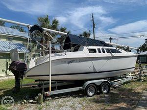 Used Hunter 260 Sloop Sailboat For Sale