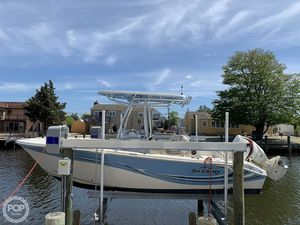 Used Sea Chaser 22-HFC Center Console Fishing Boat For Sale