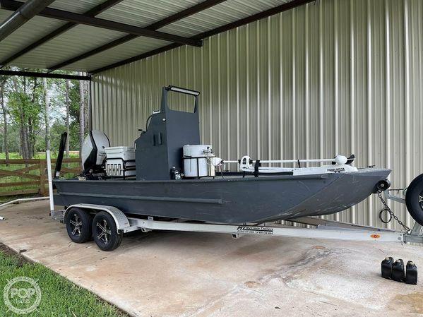 Used Custom Craft 20 Flats Fishing Boat For Sale