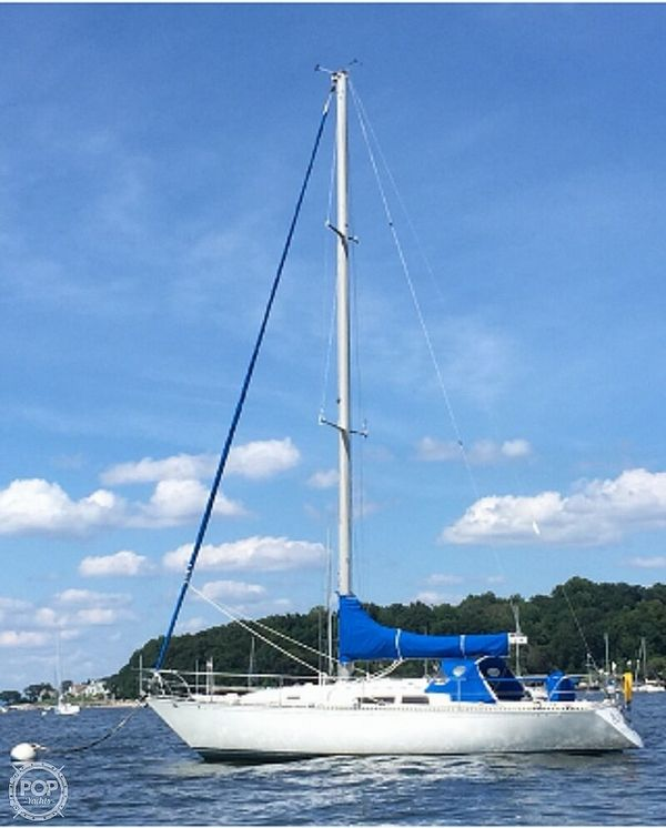 Used C & C Yachts 36 Racer and Cruiser Sailboat For Sale