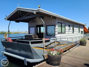 Used Master Fabricators 47 House Boat For Sale