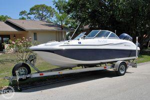 Used Hurricane Sundeck 187 OB Deck Boat For Sale