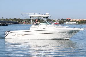 Used Century 3200 WA Walkaround Fishing Boat For Sale