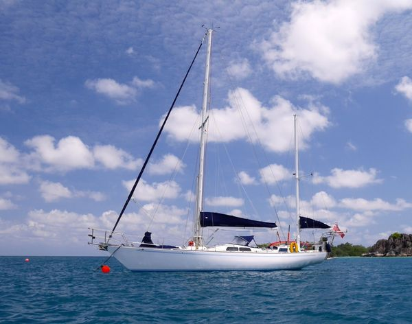 Used Bowman 47 Center Cockpit Sailboat For Sale
