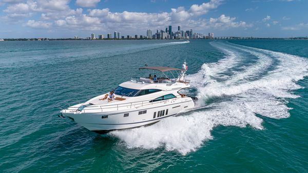 Used Fairline Squadron Cruiser Boat For Sale