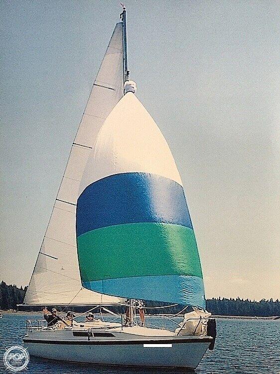 Used Macgregor 26 Sloop Sailboat For Sale