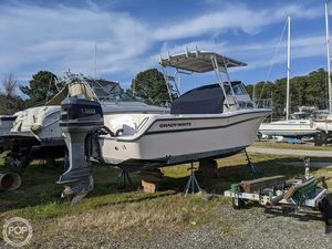 Used Grady-White Islander 268 Walkaround Fishing Boat For Sale