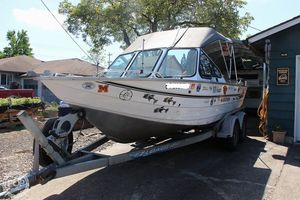 Used Marathon 19 Jet Boat Aluminum Fishing Boat For Sale