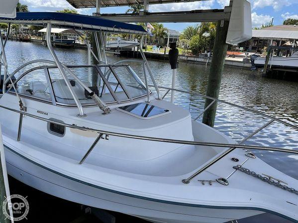 Used Pro Sports 2200 WA Walkaround Fishing Boat For Sale
