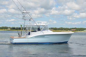 Used Caison Custom Carolina Express Sports Fishing Boat For Sale