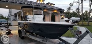 Used Sea Hunt Bx22 Pro Series Bay Boat For Sale