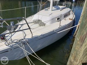 Used Helms 30 Racer and Cruiser Sailboat For Sale