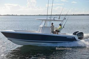Used Contender 28 Sport Center Console Fishing Boat For Sale