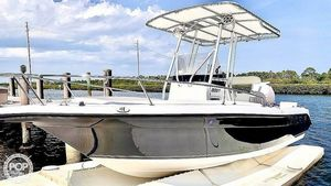 Used Century 2001 Center Console Fishing Boat For Sale