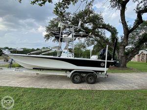 Used Kenner 2108 Vision Bay Boat For Sale