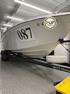Used Four Winns Liberator 241 High Performance Boat For Sale