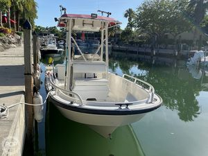 Used Boston Whaler Guardian 22 Center Console Fishing Boat For Sale
