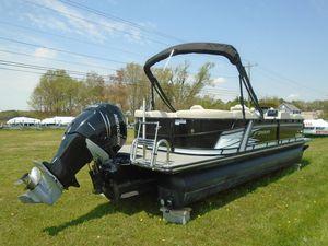 Used Starcraft SLS-5 Pontoon Boat For Sale