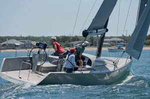 Used B Yachts 38 Racer and Cruiser Sailboat For Sale