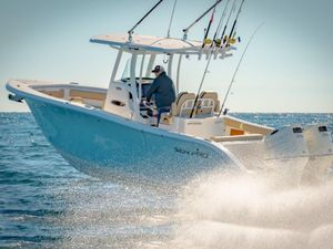 New Sea Pro 259 Center Console Fishing Boat For Sale