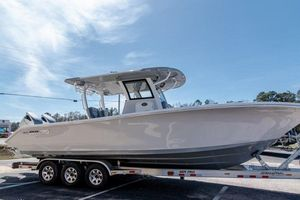 New Sea Pro 320 Center Console Fishing Boat For Sale