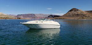Used Monterey 242 Cruiser Power Cruiser Boat For Sale
