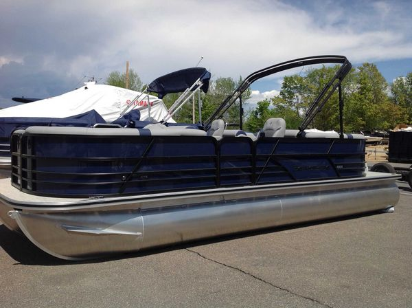 New Berkshire 24RFX CTS Pontoon Boat For Sale