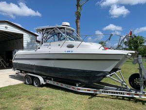 Used Glacier Bay 2670 Island Runner Power Catamaran Boat For Sale