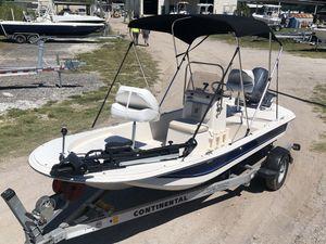 Used Carolina Skiff JV15 Freshwater Fishing Boat For Sale