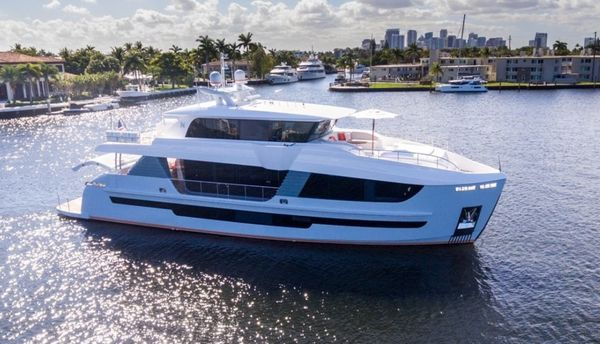 Used Hargrave C92 Motor Yacht For Sale