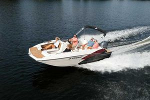 New Starcraft SVX 191 OB Deck Boat For Sale