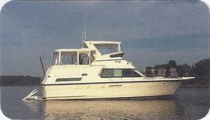 Used Hatteras 40 Motor Yacht Motor Yacht For Sale